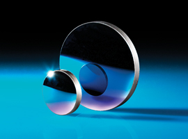 TECHSPEC Germanium Meniscus Lenses
