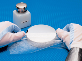 Cleaning Optical Mirrors