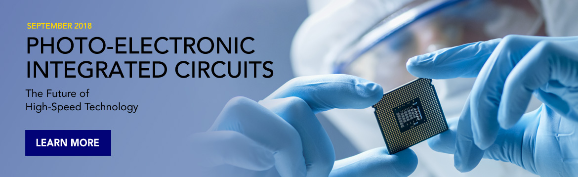 Photonic-Electronic Integrated Circuits