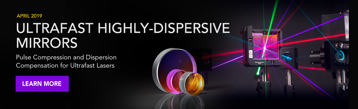 Ultrafast Highly-Dispersive Mirrors