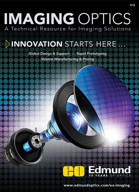 Edmund Optics Imaging Catalog